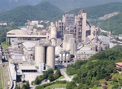 Linie do rozdrabniania i sortowania odpadów dla przemysłu cementowego w Korei Południowej